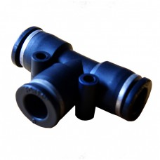 4mm Union Tee Connector