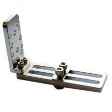 Long Slot Fixing Slide Gripper Bracket