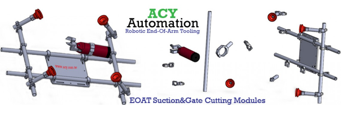 EOAT Cutting & Suction module