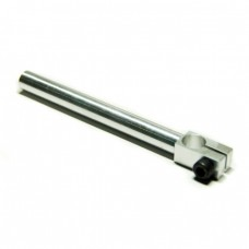 Clamping 10mm Tube with 10mm Shaft Long Angle Arm