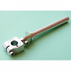Clamping 12mm Tube & Swivel with 12mm Shaft Long Elbow Arm - L - 155
