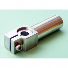 Clamping 10mm Tube with 20mm Shaft Long Angle Arm