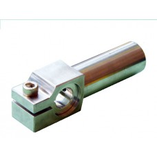 Clamping 12mm Tube with 20mm Shaft Short Angle Arm