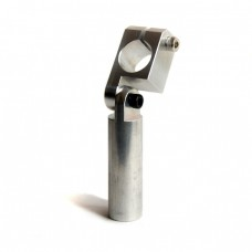 Clamping 20mm Tube & Swivel with 20mm Shaft Short Elbow Arm