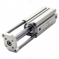 Air Cylinder 3210 with Guide Rod & Tooling Plate