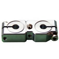 90 degree Swivel & Tube Changeable Cross Clamp for 8mm tubes