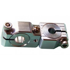 clamping 10&8mm 90 Swivel & Tube Changeable Cross Clamp