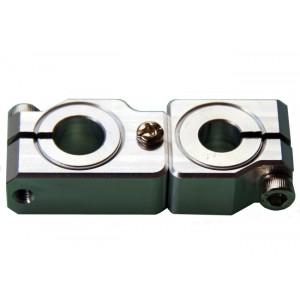 90 degree Swivel & Tube Changeable Cross Clamp for 14 & 12mm tubes