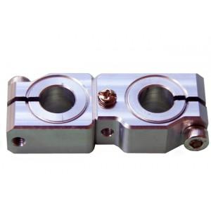 90 degree Swivel & Tube Changeable Cross Clamp for 12mm tubes