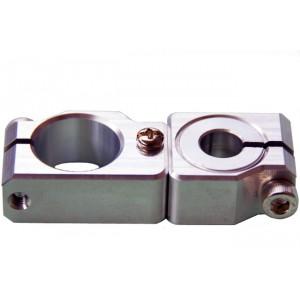 90 degree Swivel & Tube Changeable Cross Clamp for 20 & 10mm tubes