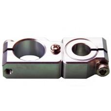 90 degree Swivel & Tube Changeable Cross Clamp for 20 & 12mm tubes
