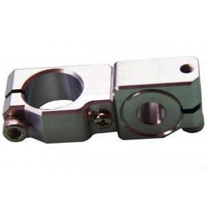 clamping 14mm&M10 Horizontal Swivel & Tube Changeable Cross Clamp
