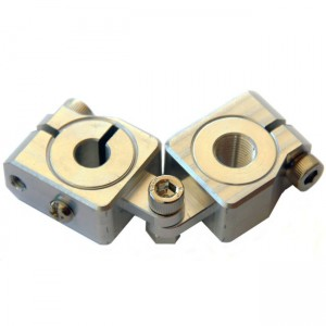 clamping 8mm&M10 Horizontal Swivel & Tube Changeable Cross Clamp