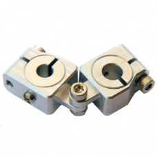 clamping 10&8mm Horizontal Swivel & Tube Changeable Cross Clamp