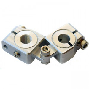 clamping 10mm&M10 Horizontal Swivel & Tube Changeable Cross Clamp