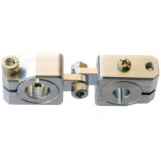 clamping 12&8mm Horizontal Swivel & Tube Changeable Cross Clamp