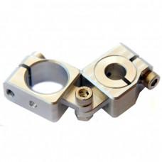 clamping 20mm&M10 Horizontal Swivel & Tube Changeable Cross Clamp