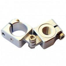 clamping 20mm&M12 Horizontal Swivel & Tube Changeable Cross Clamp