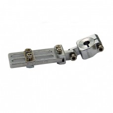 Clamping 8mm Tube Vertical Swivel Short Angle Clamp
