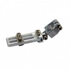 Clamping 12mm Tube Vertical Swivel Short Angle Clamp