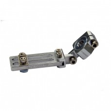 Clamping M10 Tube Vertical Swivel Short Angle Clamp