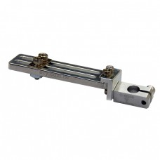 Clamping 10mm Tube Horizontal Swivel Long Angle Clamp