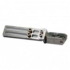 Clamping 12mm Tube Horizontal Swivel Long Angle Clamp