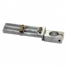 Clamping 20mm Tube Horizontal Swivel Long Angle Clamp
