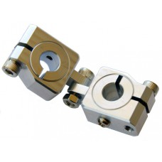 clamping 10&10mm Vertical Swivel & Tube Changeable Cross Clamp