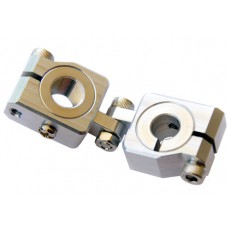 clamping 10mm&M12 Vertical Swivel & Tube Changeable Cross Clamp