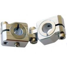 clamping 12&10mm Vertical Swivel & Tube Changeable Cross Clamp
