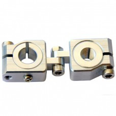 clamping 14mm&M10 Vertical Swivel & Tube Changeable Cross Clamp