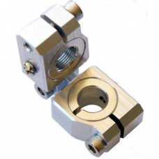 clamping 14mm&M12 Vertical Swivel & Tube Changeable Cross Clamp