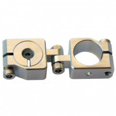 clamping 20&8mm Vertical Swivel & Tube Changeable Cross Clamp