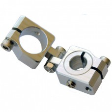 clamping 20&14mm Vertical Swivel & Tube Changeable Cross Clamp