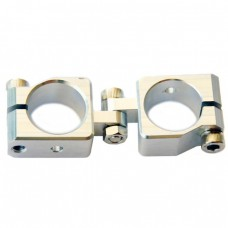 clamping 20&20mm Vertical Swivel & Tube Changeable Cross Clamp