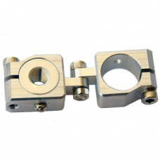 clamping 20mm&M10 Vertical Swivel & Tube Changeable Cross Clamp