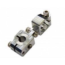 clamping 20&10mm X-Cross Swivel & Tube Changeable Cross Clamp