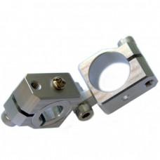 clamping 20&12mm X-Cross Swivel & Tube Changeable Cross Clamp