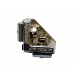 25x25 Profile InLine use Angle Joint Connector
