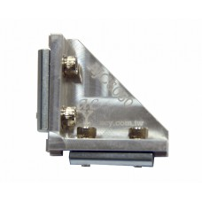 50x25 Profile InLine use Angle Joint Connector
