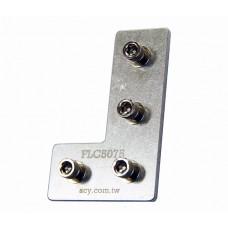 75x50 Flat L Connector