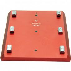 Slide-type 160 EOAT Base Plate