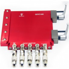Slide 160 EOAT Mounting Plate with Fittings