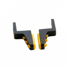 Jaws with Rubber pads for gripper SGMI-10