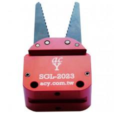 SGL-2023 Slide Serrated Jaws Sprue Gripper