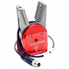 Sensor NPN Mounted Slide Sprue Gripper w/Serrated Jaws 20mm wide