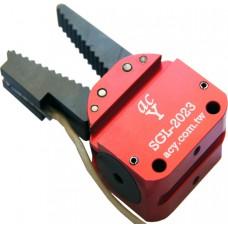 SGL-2023F Slide Sensor Serrated Jaws Sprue Gripper