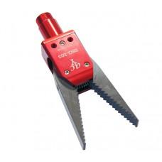 Slide size 20 Long Aggressive Jaws Sprue Gripper