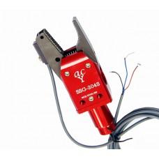 Sensor-mounted NPN Slide Sprue Gripper w/Chamfer
